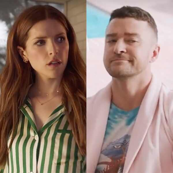 Anna Kendrick, Justin Timberlake, Dont Slack Music Video
